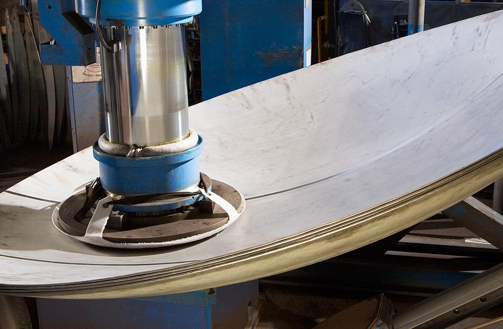 Slawinski Dished Ends Manufacturer Torispherical Head